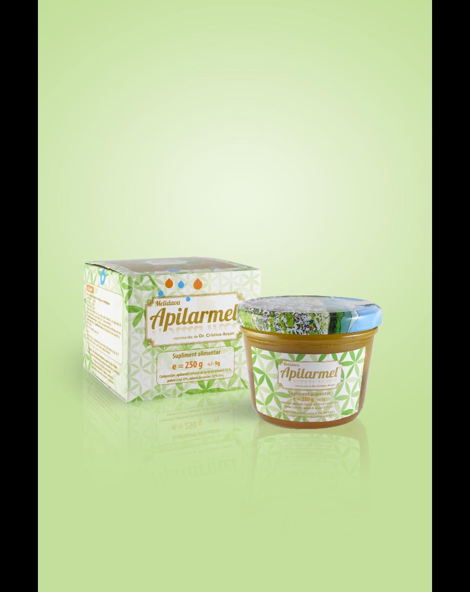 Apilarmel-un produs cu apilarnil, un produs nou