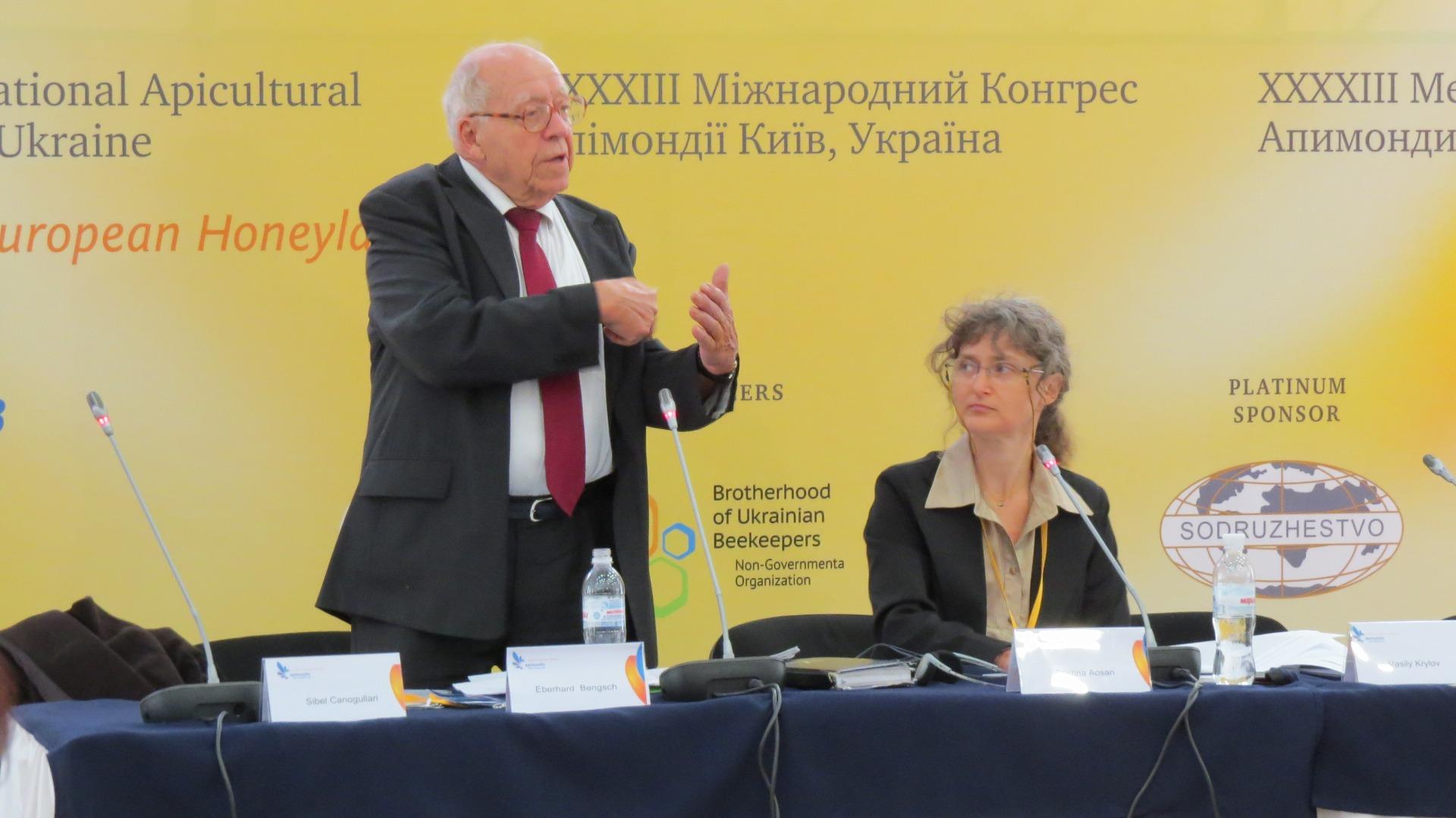 Prof. Bengsch Apimonida Kiev 2013