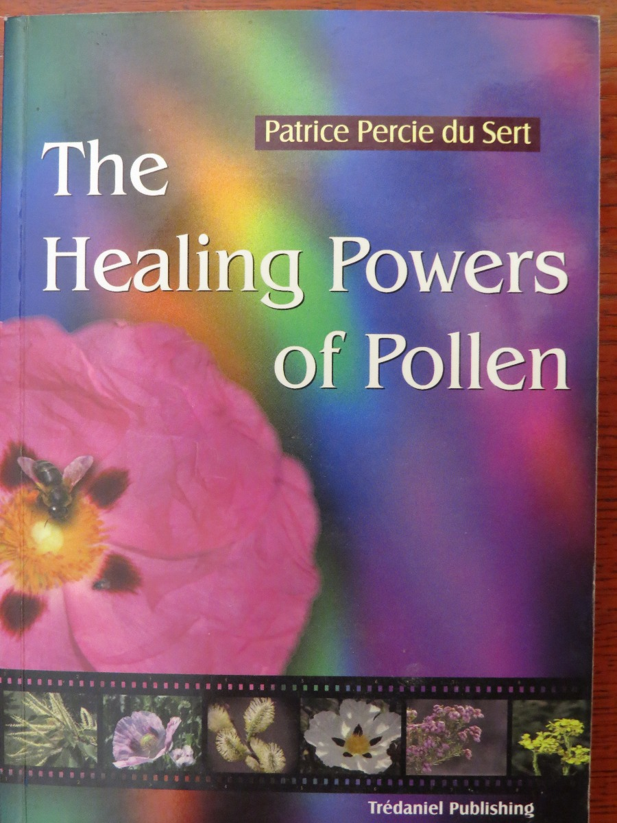The Healing Powers of Pollen