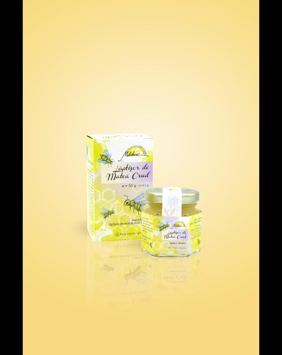 Laptisor de matca crud (din apicultura conventionala)