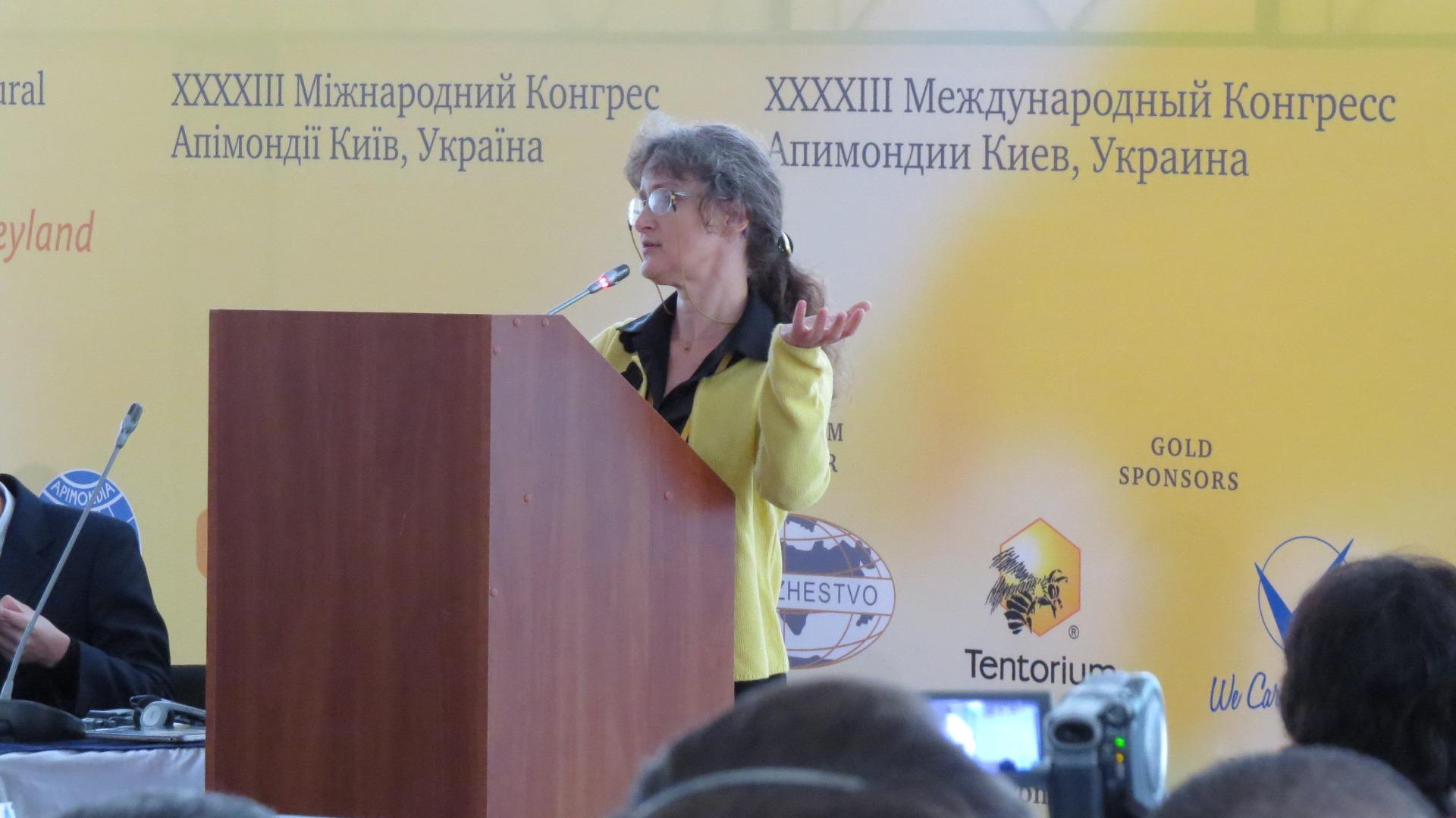 Apimondia Kiev 2013