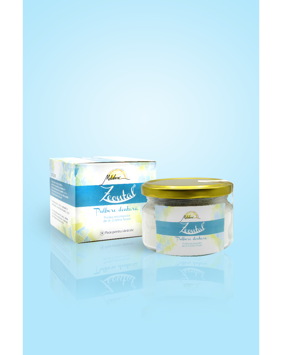 Zeontal, 100% pulbere de zeolit natural